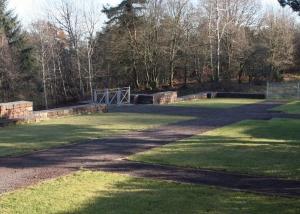 Projekt Friedhof Hilst 1