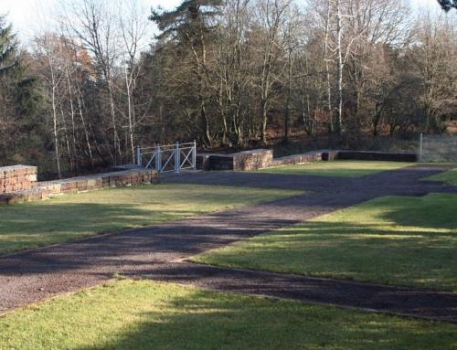 Friedhofserweiterung Hilst
