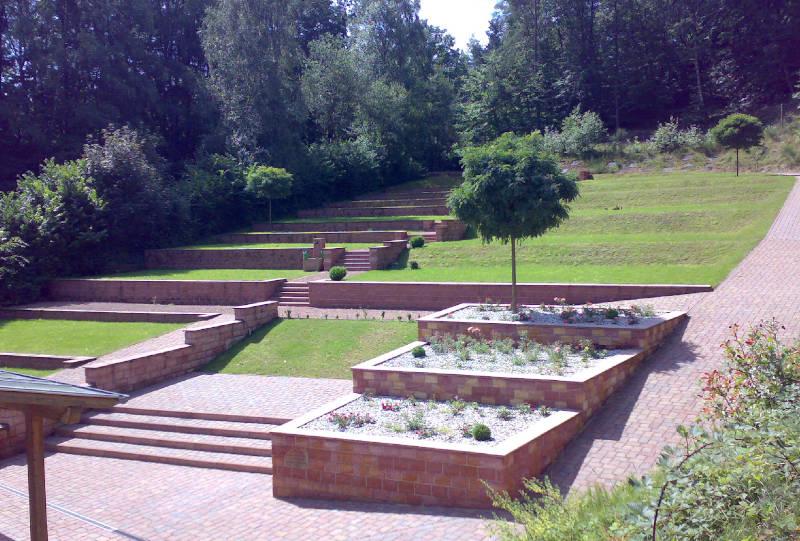 Projekt Friedhof in Krickenbach 4