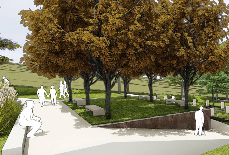 Projekt Muslimischer Friedhof Wuppertal 10