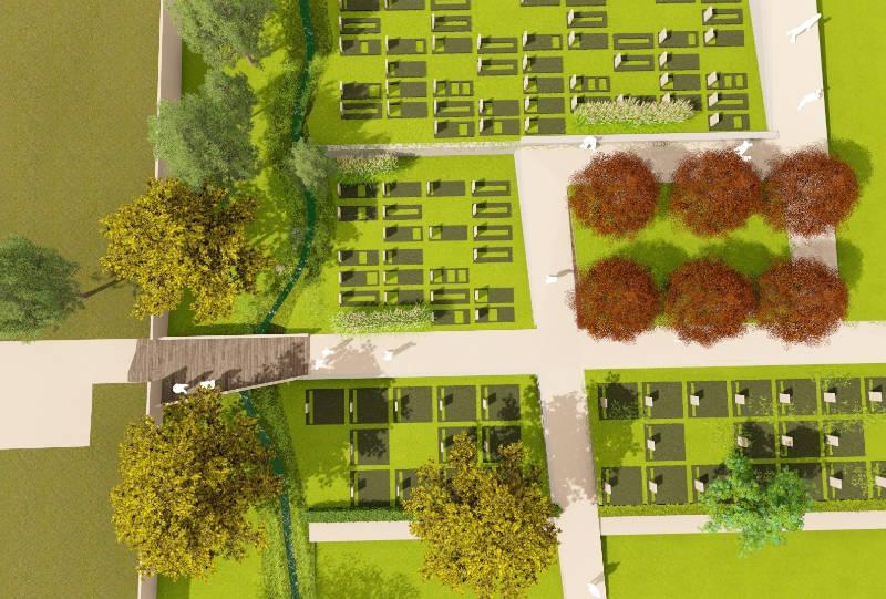 Projekt Muslimischer Friedhof Wuppertal 11