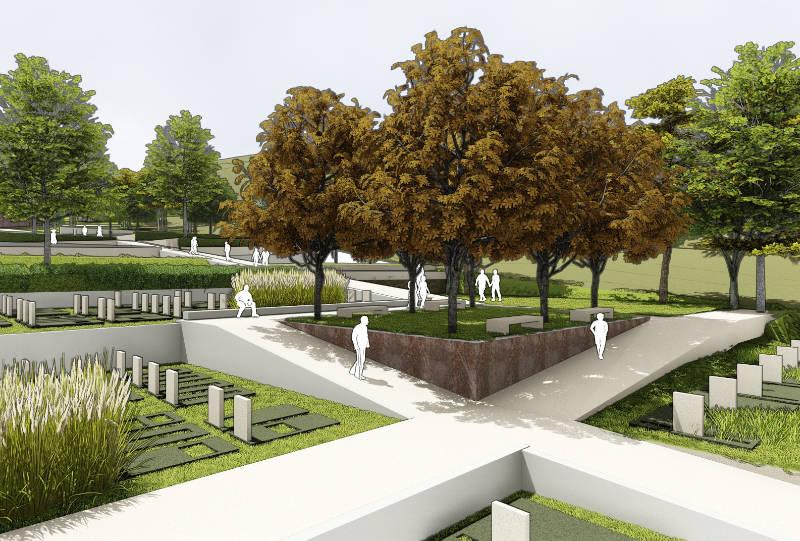 Projekt Muslimischer Friedhof Wuppertal 12