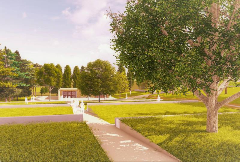 Projekt Muslimischer Friedhof Wuppertal 13