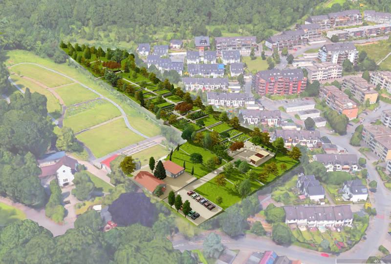 Projekt Muslimischer Friedhof Wuppertal 14
