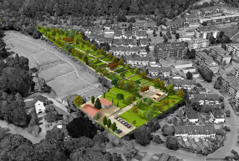 Projekt Muslimischer Friedhof Wuppertal 15