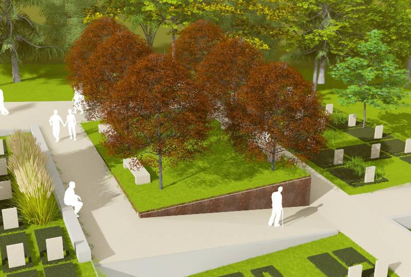 Projekt Muslimischer Friedhof Wuppertal 4
