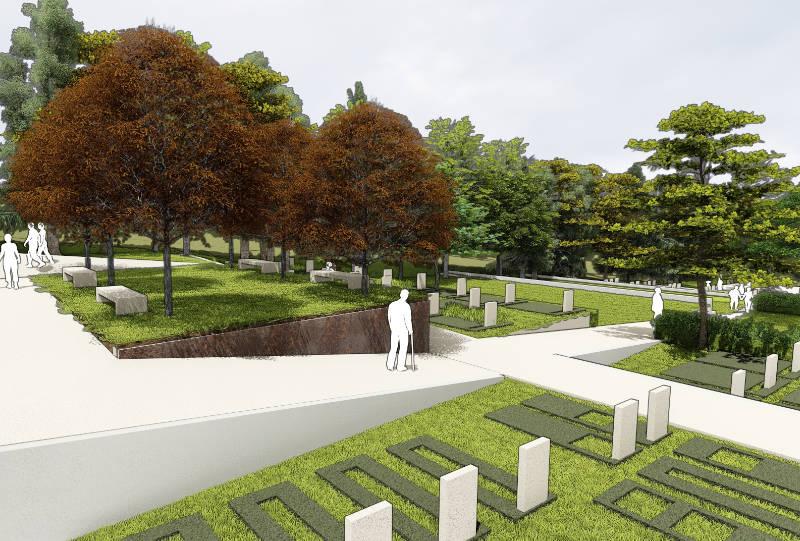 Projekt Muslimischer Friedhof Wuppertal 7