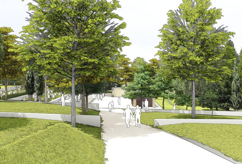 Projekt Muslimischer Friedhof Wuppertal 8