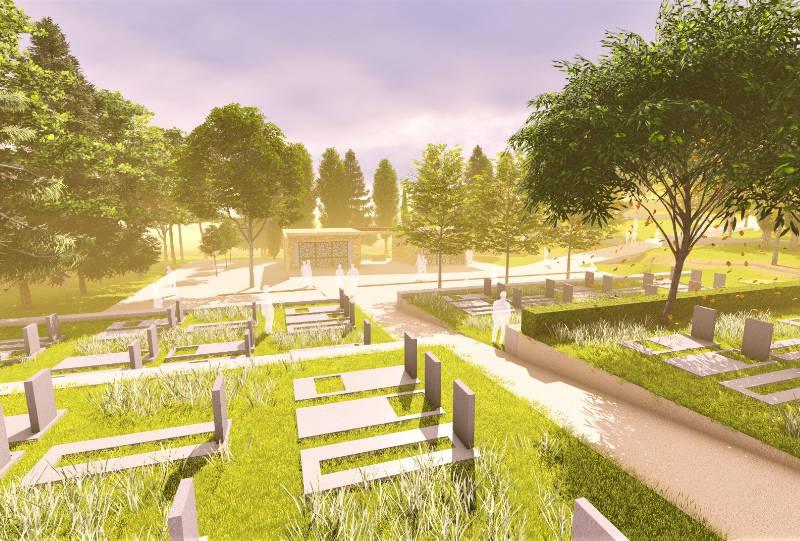Projekt Muslimischer Friedhof Wuppertal 9